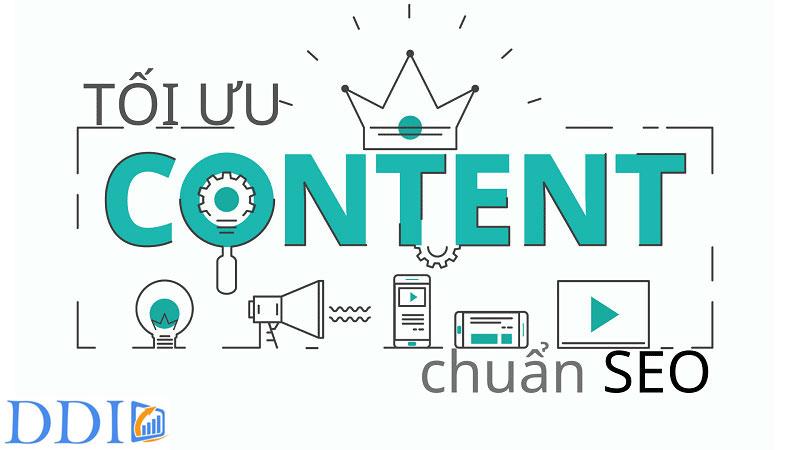 Content chuẩn SEO chiếm vai trò vô cùng quan trọng trong các chiến dịch marketing