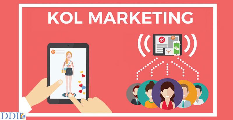 KOL hay KOL Marketing là hình thức marketing hiệu quả và chất lượng hiện nay