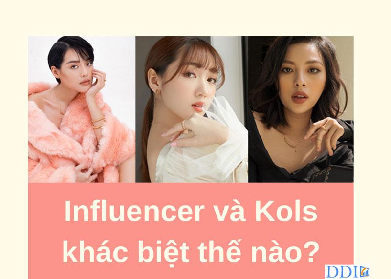 Phân biệt rõ KOL và Influencer giúp doanh nghiệp lựa chọn chính xác hơn