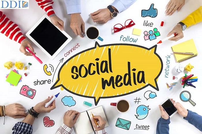 Các yếu tố quan trọng hình thành nên social media