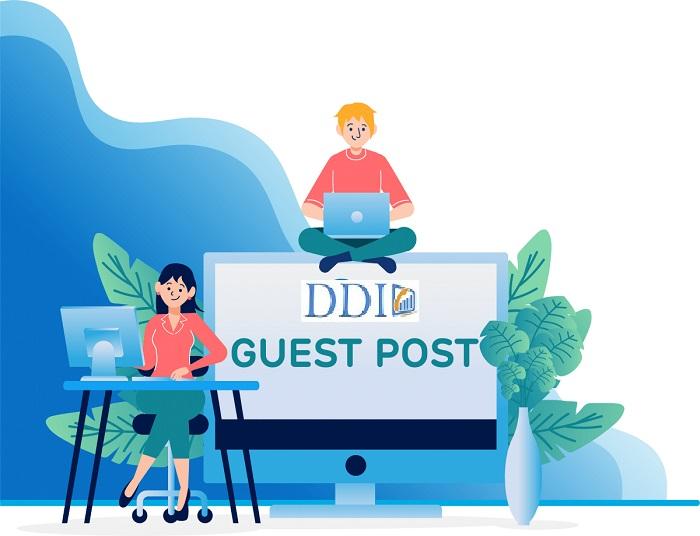 Guest Post giúp xây dựng thêm các mối quan hệ