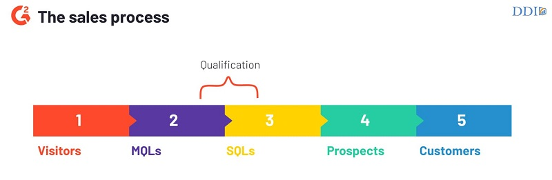Sales-qualified leads (SQLs)
