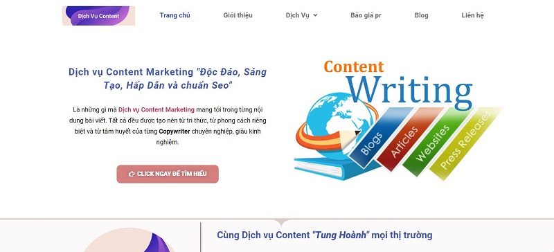 Dịch vụ Guest Post của dichvucontent.vn