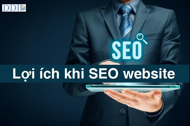 Những lợi ích của SEO webiste
