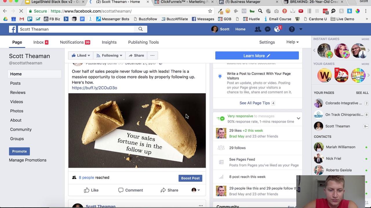 Quảng cáo bài viết Page Post Engagement