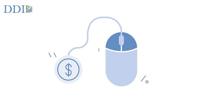 CPC là hình thức quảng cáo tính phí dựa vào số lần click vào quảng cáo