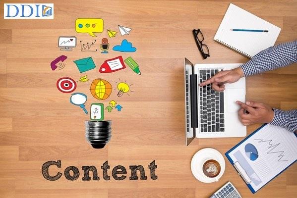 Mục đích của việc viết Content